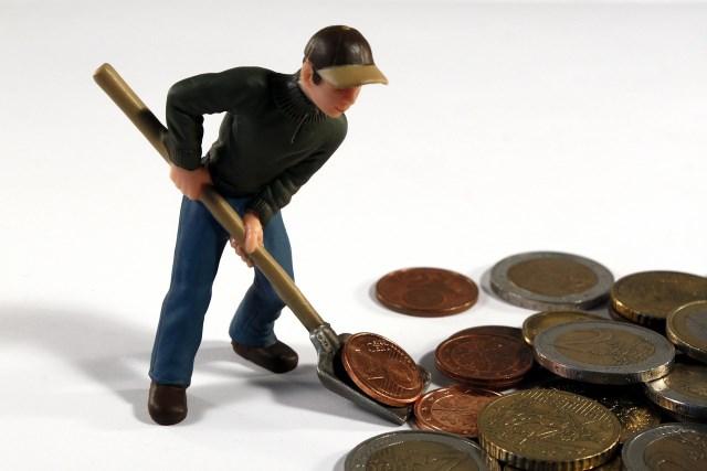 עבודה בשביל כסף ודמי כיס