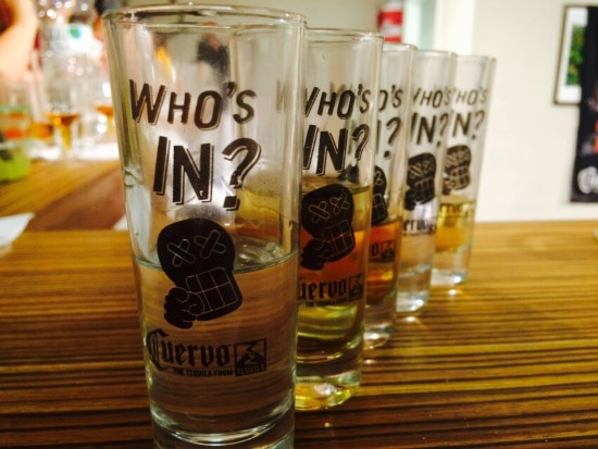 Who's in - לעוד סיבוב שתייה?